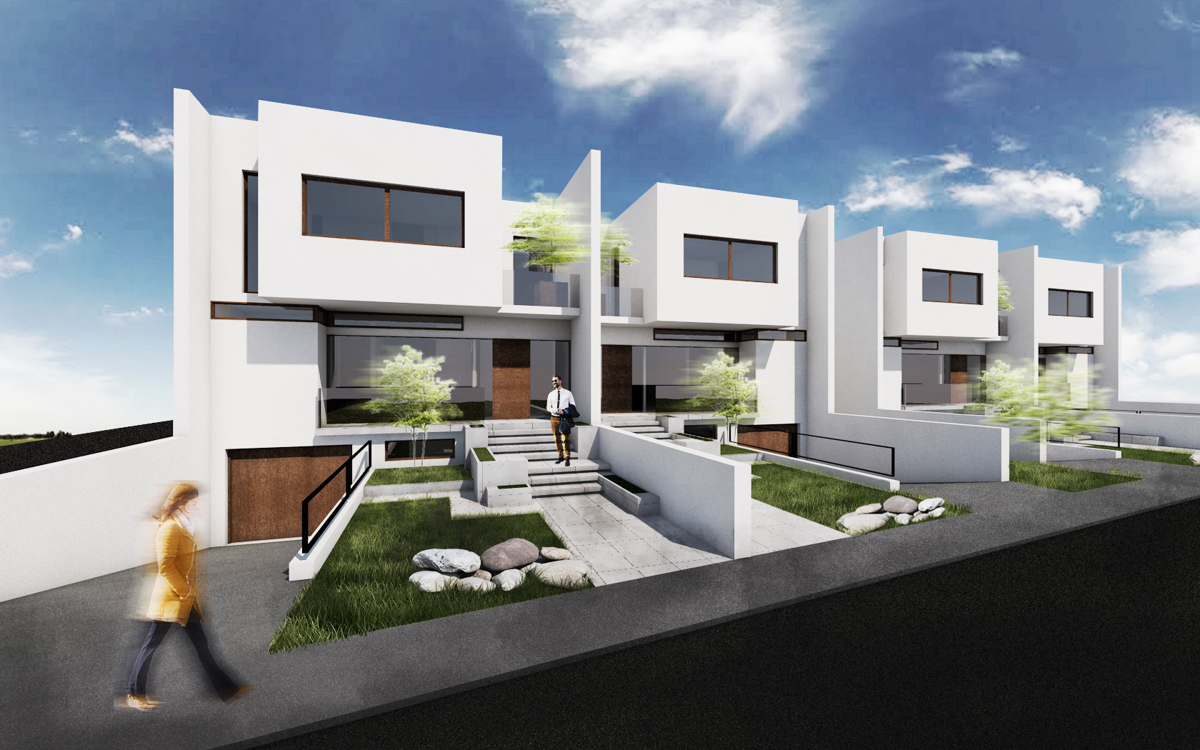 Duplex house concept 01 arb r shala architects - What is duplex house concept ...